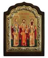 Byzantine icons of Saints