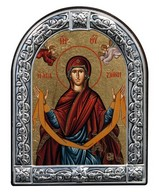 Byzantine icon of Virgin Mary