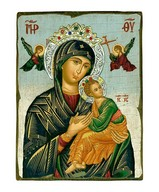 Virgin Mary Perpetual Help